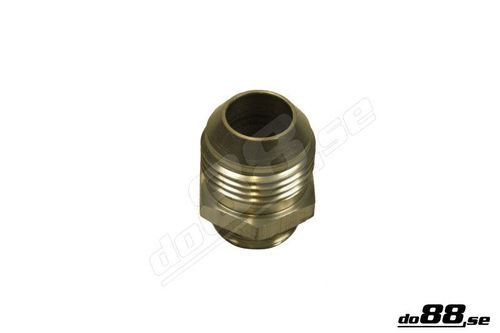 Adapter for setrab oil cooler connector to AN12 in the group Engine / Tuning / Oil cooler / Mounting at do88 AB (6-K-22-07616)