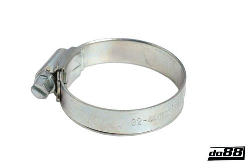 Hose clamp W1 32-44mm in the group Hose accessories / Hose clamps / Standard W1 at do88 AB (BK32-44)