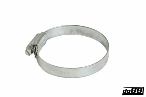 Hose clamp W1 51-70mm in the group Hose accessories / Hose clamps / Standard W1 at do88 AB (BK51-70)
