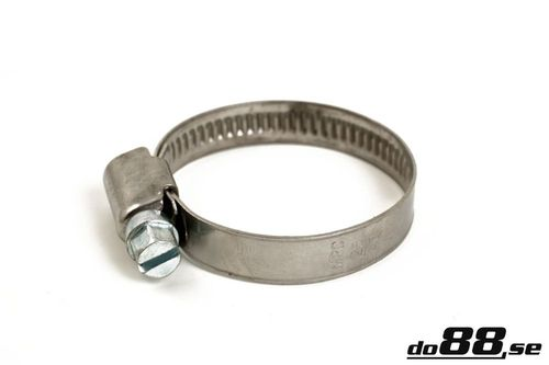 Hose clamp D 25-40mm/9mm W4 in the group Hose accessories / Hose clamps / Standard, SS W4 High quality at do88 AB (D4025)