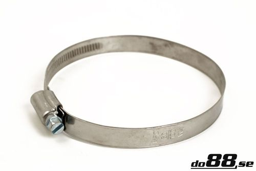 Hose clamp DD 80-100mm/12mm W4 in the group Hose accessories / Hose clamps / Standard, SS W4 High quality at do88 AB (DD4080)