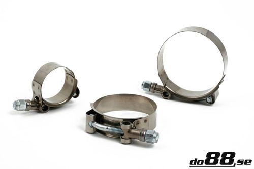 T-Bolt clamp 43-49mm in the group Hose accessories / Hose clamps / T-bolt at do88 AB (K43-49)