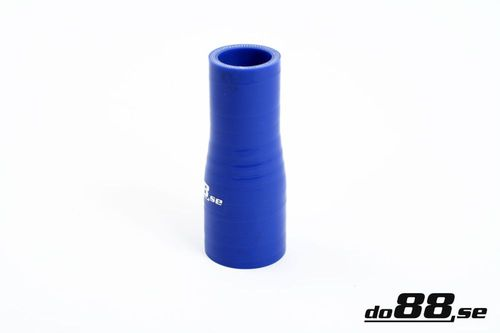 Silicone Hose Blue 1 - 1,5'' (25-38mm) in the group Silicone hose / hoses / Silicone hose Blue / Straight reducers at do88 AB (R25-38)