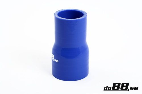 Silicone Hose Blue 2 - 2,125'' (51-54mm) in the group Silicone hose / hoses / Silicone hose Blue / Straight reducers at do88 AB (R51-54)