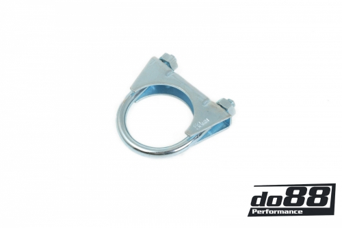 U-Bolt clamp for exhuast 60mm in the group Engine / Tuning / Exhaust parts / Exhaust clamps at do88 AB (U706010)