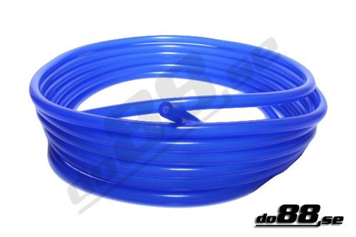 Vacuumhose Blue 3mm in the group Silicone hose / hoses / Silicone hose Blue / Vacuum hose at do88 AB (V3x2)