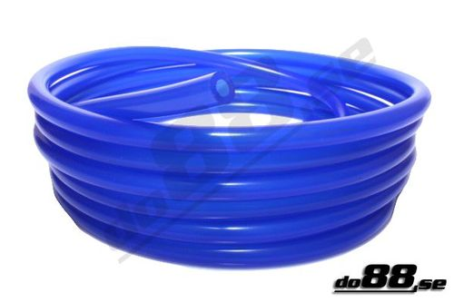 Vacuumhose Blue 5mm in the group Silicone hose / hoses / Silicone hose Blue / Vacuum hose at do88 AB (V5x2.5)
