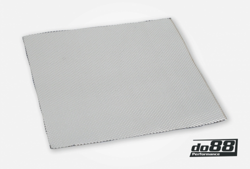 Aluminum heat shield 25x25cm in the group Engine / Tuning / Heat shield / Aluminum heat shield at do88 AB (VS-K-25x25)