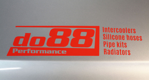 do88 dekal Röd 300x75mm i gruppen Reklamartiklar hos do88 AB (dekal_red_300x75)
