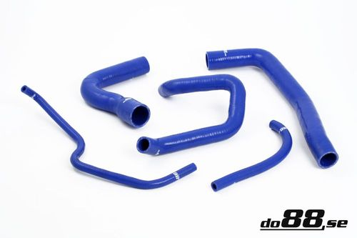 SAAB 9000 Turbo 86-90 Coolant hoses in the group By vehicle / Saab / 9000 at do88 AB (do88-kit32-r)