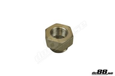 Adapter for setrab oil cooler connector to M18 Int