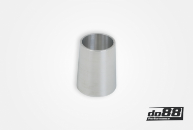 Aluminium reducer 2-2,375´´ (50-60mm)