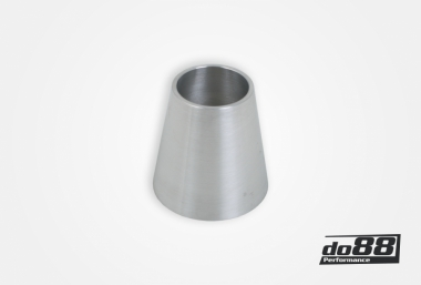 Aluminium reducer 2-3´´ (50-76mm)