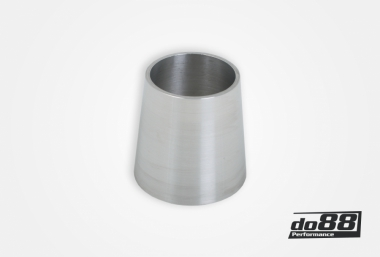 Aluminium reducer 2,375-3´´ (60-76mm)