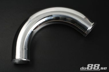 Aluminium pipe 135 degree 4'' (102mm)