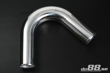 Aluminium pipe 135 degree 3,5'' (89mm)