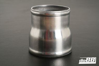 Aluminium reducer 3,5-4'' (89-102mm)