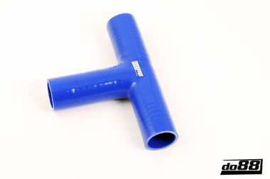 Silicone Hose Blue T 1,375'' (35mm)