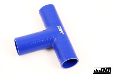 Silicone Hose Blue T 1,75'' (45mm)