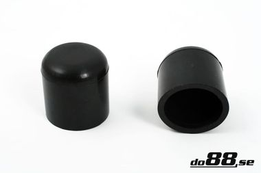 Siliconecap 25mm Black