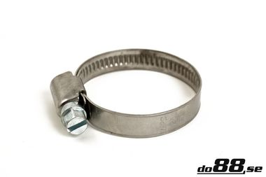 Hose clamp D 25-40mm/9mm W4