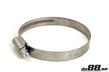 Hose clamp DD 70-90mm/12mm W4