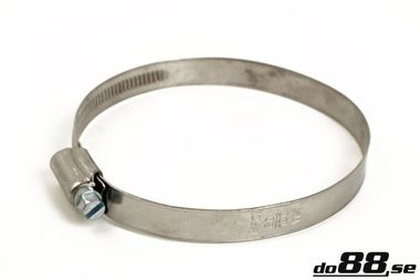 Hose clamp DD 80-100mm/12mm W4