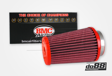 BMC Twin Air Conical Air Filter, Connection 60mm, Length 150mm