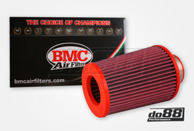 BMC Twin Air Conical Air Filter, Connection 100mm, Length 200mm