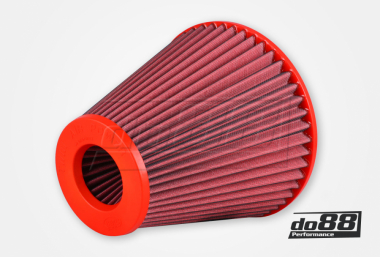 BMC Twin Air Conical Air Filter, Connection 178mm, Length 206mm