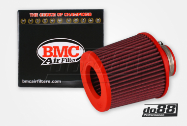 BMC Twin Air Conical Air Filter, Connection 70mm, Length 140mm