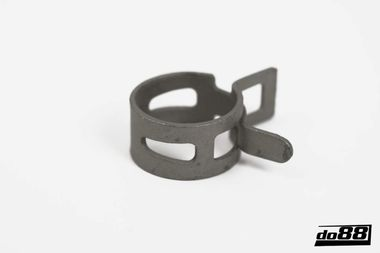 Spring hose clamp 13,5-15mm (size 12.5)