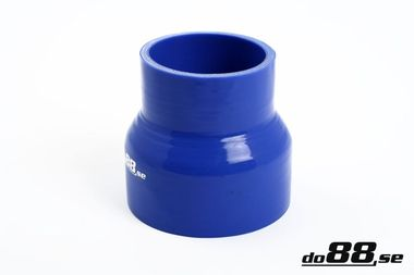 Silicone Hose Blue 3,5 - 4,5'' (89-114mm)
