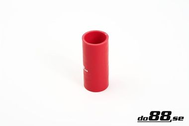 Silicone Hose Red Coupler 1'' (25mm)
