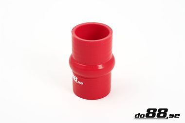 Silicone Hose Red Hump 2,25'' (57mm)