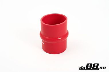 Silicone Hose Red Hump 2,5'' (63mm)