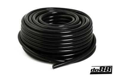 Silicone Heater Hose Black 0,75'' (19mm)