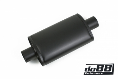 Muffler steel Super 2,5'' (63mm)