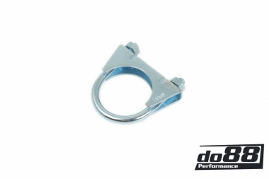 U-Bolt clamp for exhuast 58mm