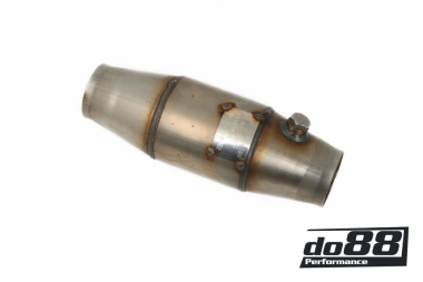 Race catalytic converter 100cell FIA conical connections