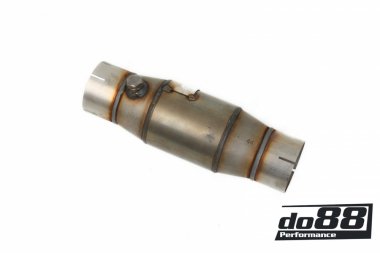 Race catalytic converter 100cell FIA 3'' with sleves