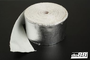 Heat insulating wrap 152mm, per meter