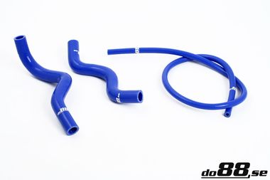 Volvo 240 Coolant hoses complement