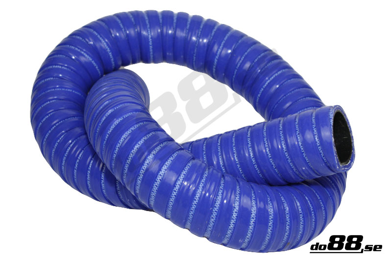 Silicone Hose Blue Flexible 1 375 35mm 4 Meter Flexible