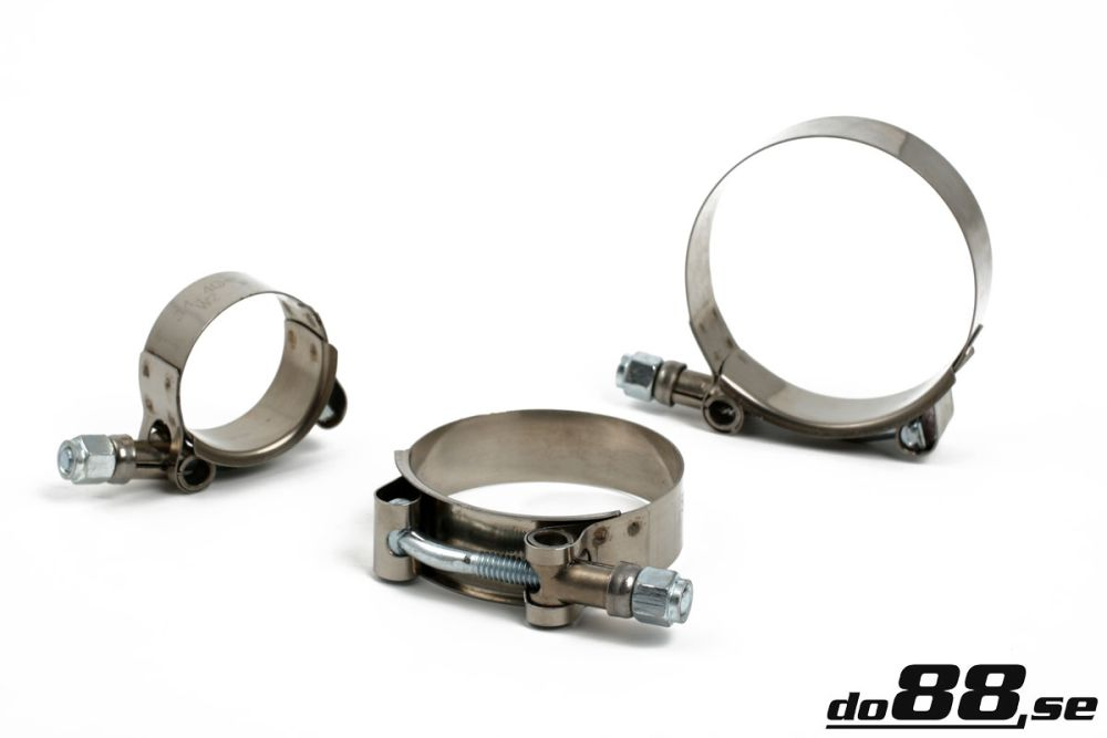 T-Bolt clamp 51-59mm