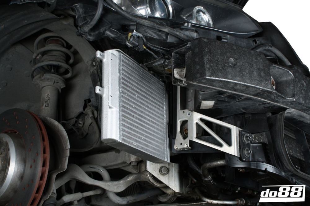 Bmw M3 E90 Dkg Dct Oilcooler Racing Bmw Oil Coolers
