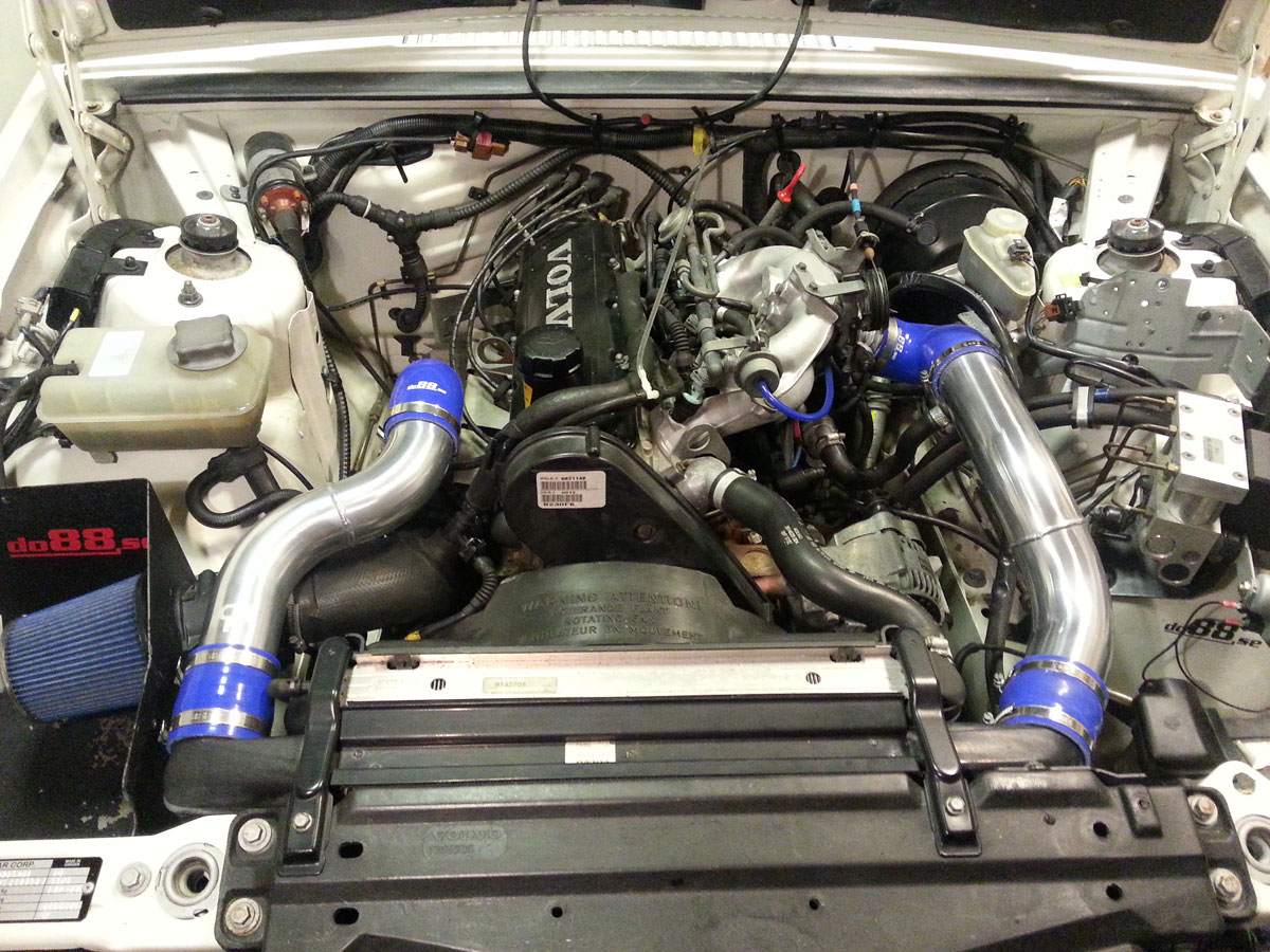 gcg gl reassemble volvo turbo performancedrive project parts conversion part performance
