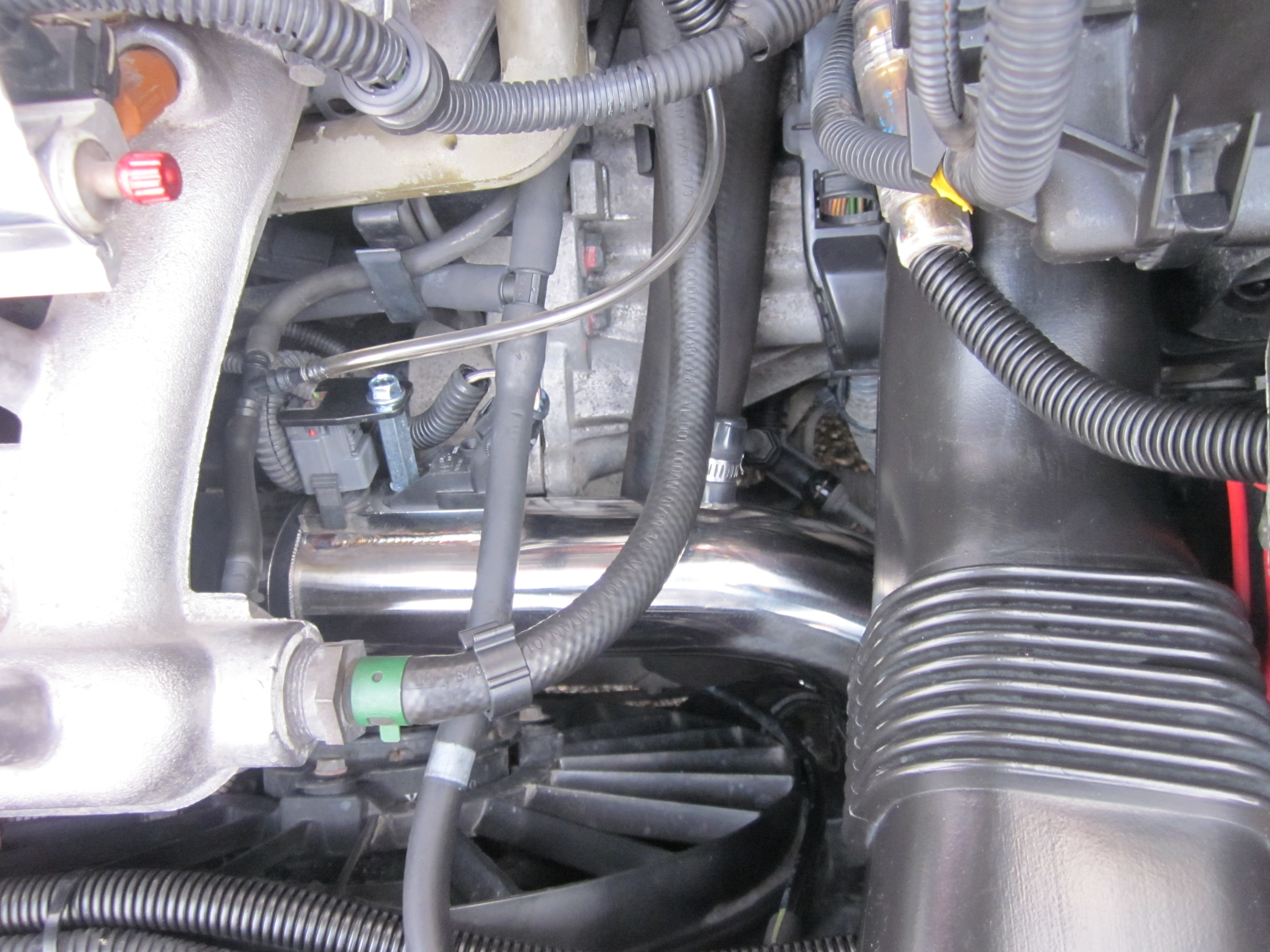 Volvo Svc70 Turbo Pressure Pipes Black Hoses S70 V70 C70 199 Color T By Wiring Diagram 1998