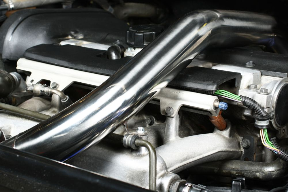Volvo S60/V70n Turbo Pressure pipes ,black hoses ,00-02 ,no BOV