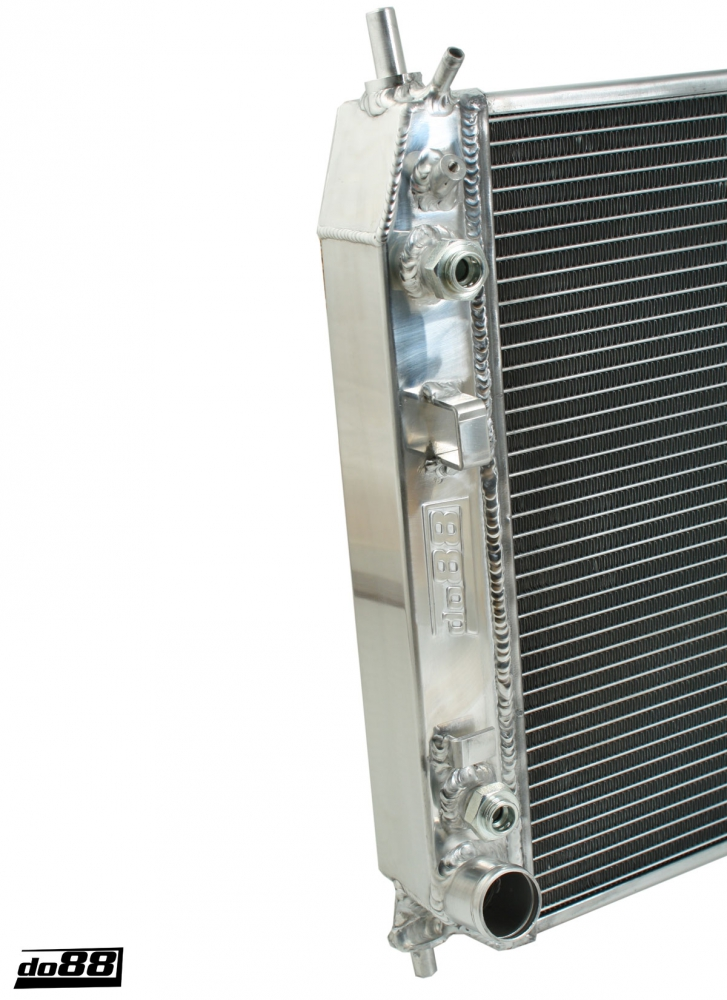 SAAB 9-3 2,0T 2003- Radiator Aluminum | 9-3 SS / SC - Saab - B